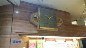 横浜駅東口そごう時計台